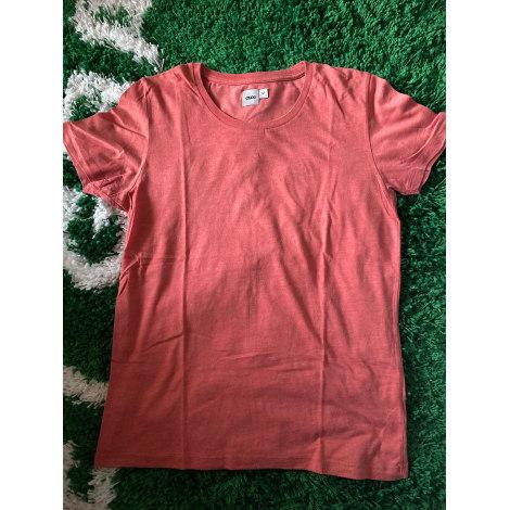 Tee-shirt ASOS Rouge, bordeaux