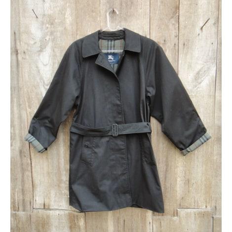 Imperméable, trench BURBERRY Noir