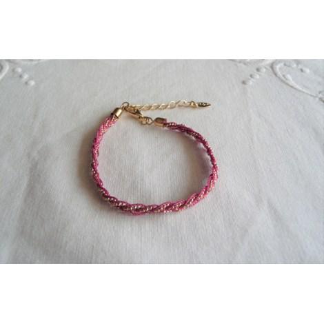 Bracelet MOA Rose, fuschia, vieux rose