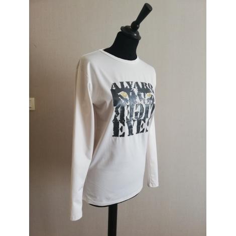 Tee-shirt ALVARO Blanc, blanc cassé, écru