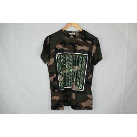 Tee-shirt VALENTINO Vert
