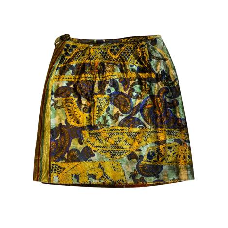 Tailleur jupe CHRISTIAN LACROIX Multicouleur