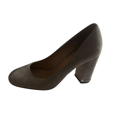 Escarpins MICHAEL KORS Gris, anthracite