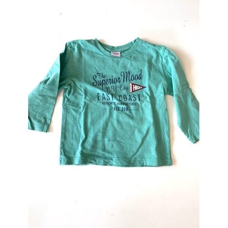 Tee-shirt TAPE À L'OEIL Vert
