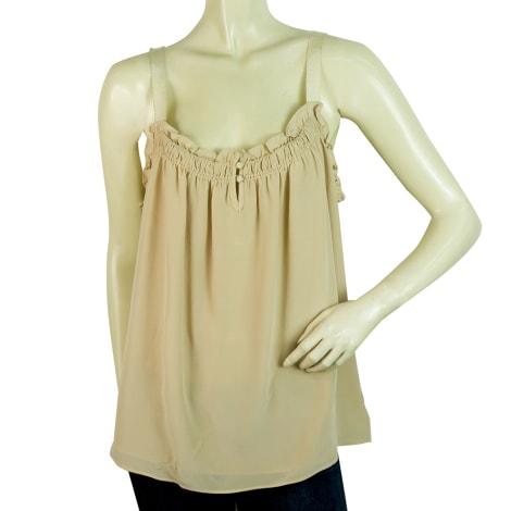 Top, tee-shirt GOOD LOOK Beige, camel