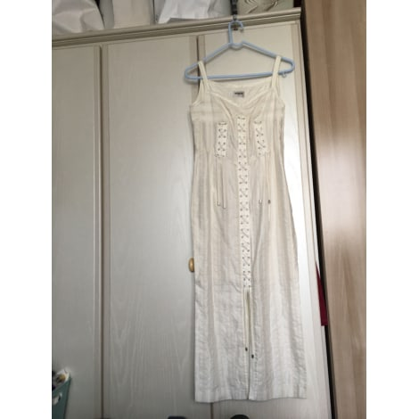 Robe longue INFINITIF Blanc, blanc cassé, écru