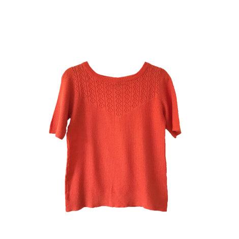 Tops, T-Shirt SESSUN Rouge vermillon