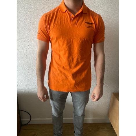Polo HACKETT Orange