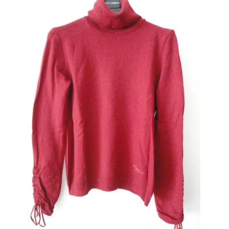 Pull MOSCHINO Rouge, bordeaux