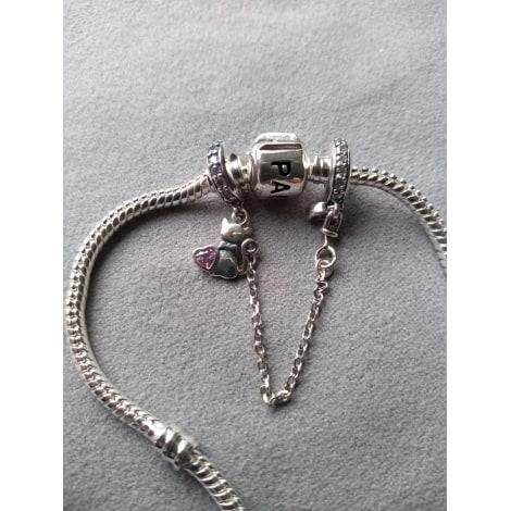 Bracelet CHARM ARGENT NEUF Argenté, acier