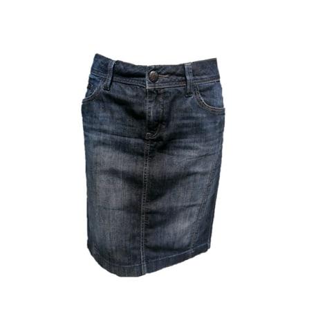 Jupe en jean ESPRIT Bleu, bleu marine, bleu turquoise