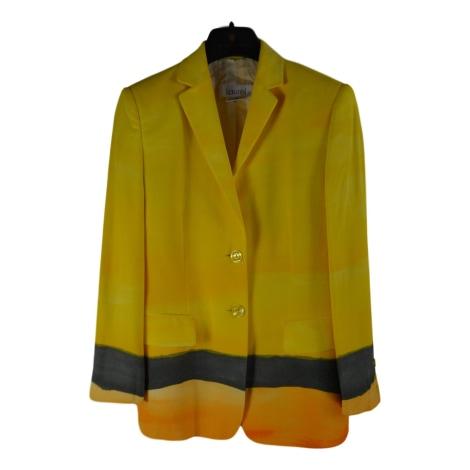 Blazer, veste tailleur LAURÈL Jaune
