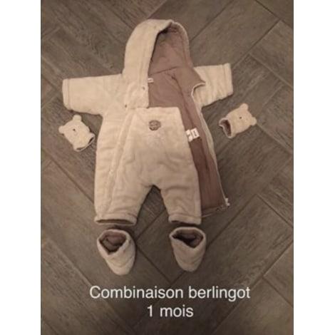 Ensemble & Combinaison pantalon SUCRE D'ORGE Beige, camel