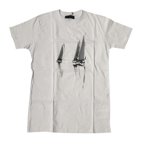Tee-shirt TRUSSARDI Blanc, blanc cassé, écru