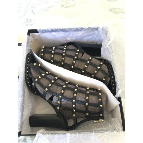 Heeled Sandals ASH Black
