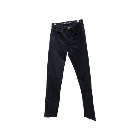 Pantalon slim, cigarette DKNY JEANS Noir