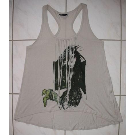 Top, tee-shirt NIKITA Blanc, blanc cassé, écru