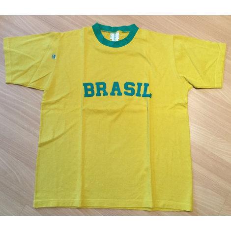 Tee-shirt BANDERAS Jaune