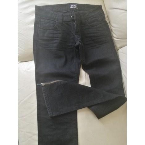Jeans slim JEAN PAUL GAULTIER Noir