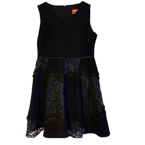 Robe courte MANOUSH Noir