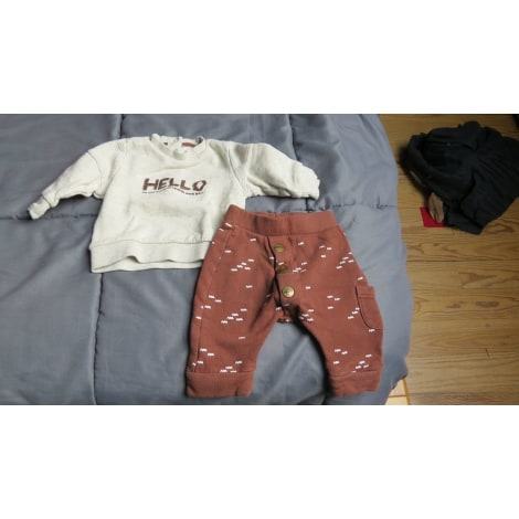 Ensemble & Combinaison pantalon KIABI Marron