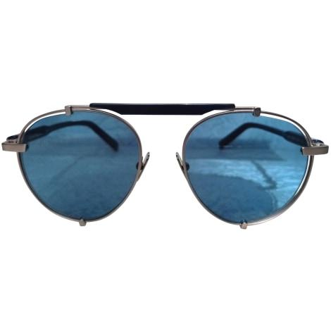 Lunettes de soleil SALVATORE FERRAGAMO Bleu, bleu marine, bleu turquoise