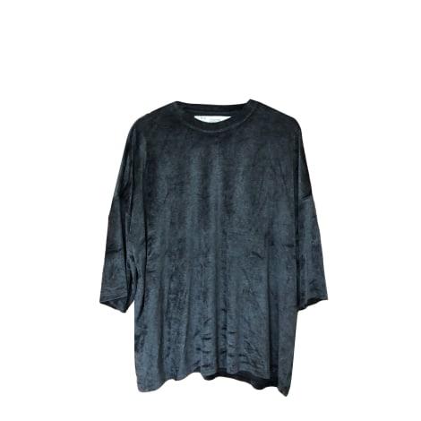 Top, tee-shirt IRO Gris, anthracite