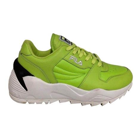 Chaussures de sport FILA ACID LIME