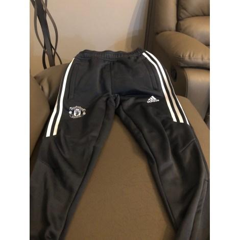 Pantalon de survêtement ADIDAS Gris, anthracite