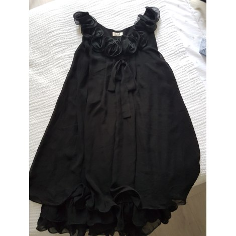 Robe tunique MOLLY BRACKEN Noir