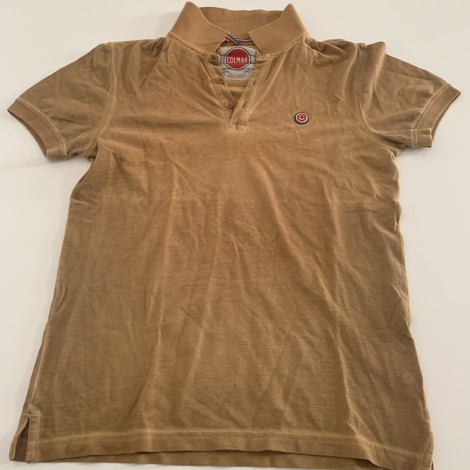 Polo COLMAR ORIGINALS Beige, camel