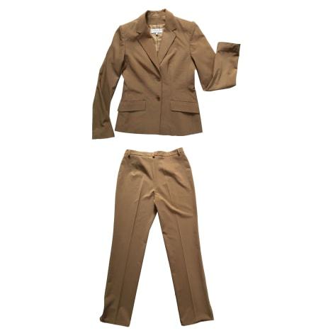 Tailleur pantalon GERARD DAREL Beige, camel