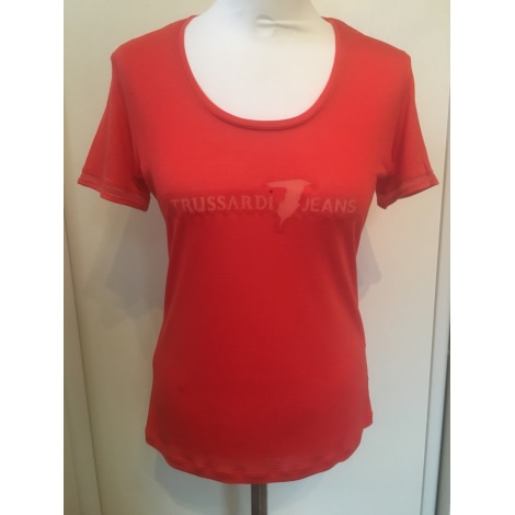 Top, tee-shirt TRUSSARDI Orange