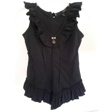 Top, tee-shirt FORNARINA Noir