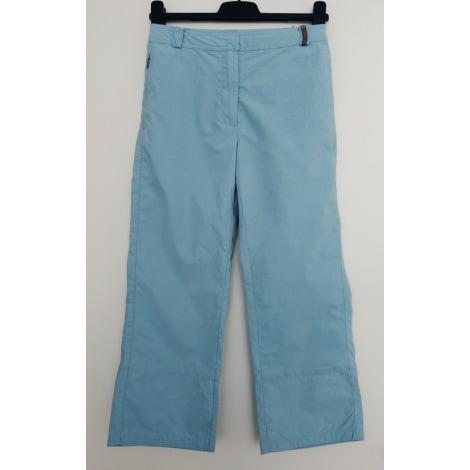 Pantacourt, corsaire DEGRÉ 7 Bleu, bleu marine, bleu turquoise