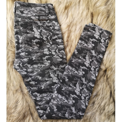 Jeans slim THE KOOPLES Imprimés animaliers