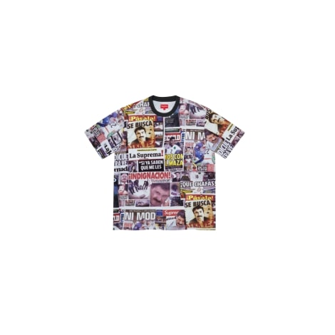 Tee-shirt SUPREME Multicouleur