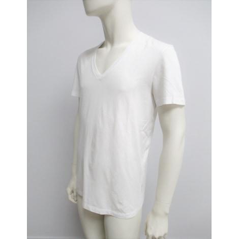 Tee-shirt CLOSED Blanc, blanc cassé, écru