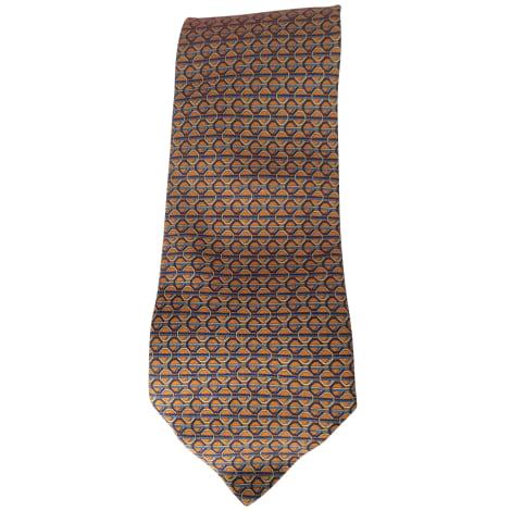 Cravate ST DUPONT Multicouleur