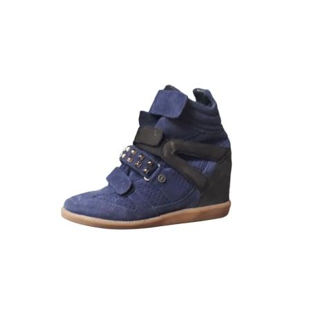 Chaussures de sport IKKS Bleu, bleu marine, bleu turquoise