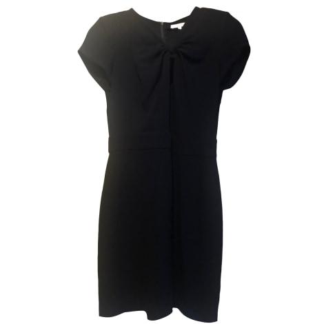 Mini-Kleid MAJE Schwarz