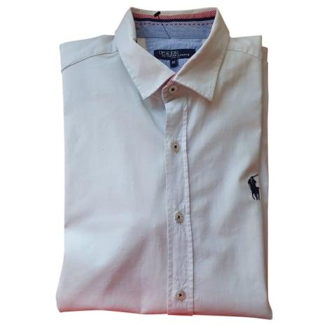 Camicia RALPH LAUREN Bianco, bianco sporco, ecru