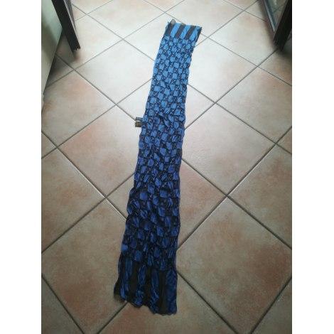 Echarpe FENDI Bleu, bleu marine, bleu turquoise