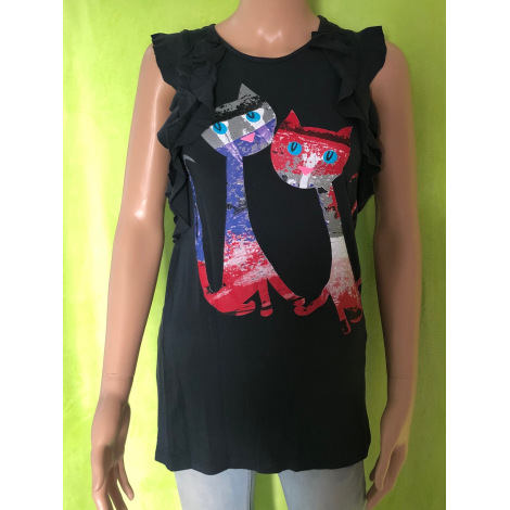 Top, Tee-shirt PAUL & JOE Imprimés animaliers