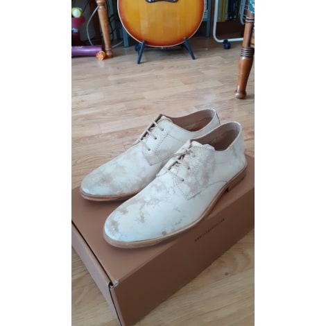 Chaussures à lacets  PALLADIUM Blanc, blanc cassé, écru