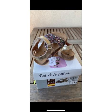 Sandales PAT ET RIPATON Multicouleur