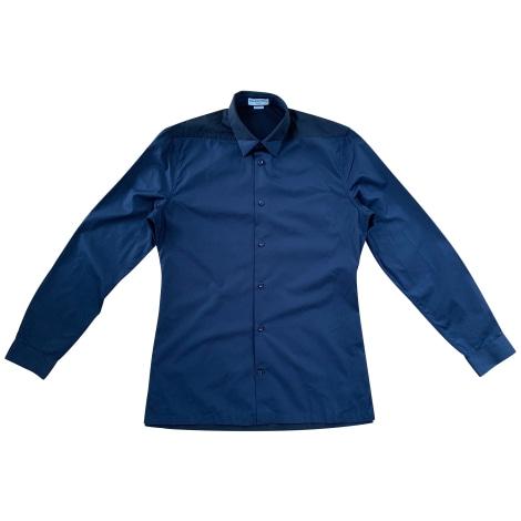 Chemise BALENCIAGA Bleu, bleu marine, bleu turquoise