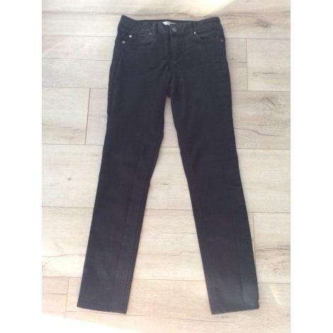 Pantalon droit LIU JO Noir