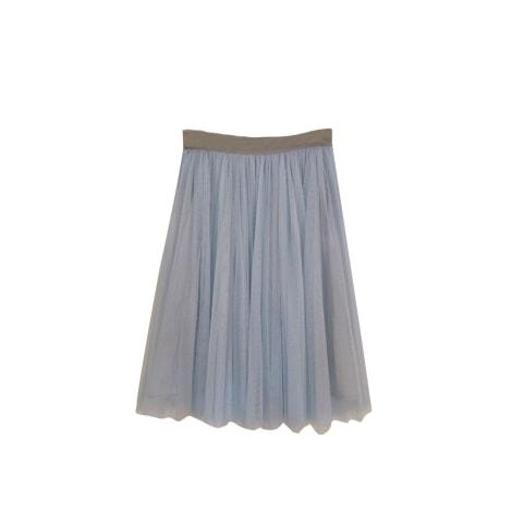 Jupe courte TARA JARMON Bleu, bleu marine, bleu turquoise
