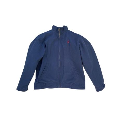 Blouson RALPH LAUREN Bleu, bleu marine, bleu turquoise
